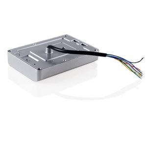 Image 2 - Su geçirmez RFID kart okuyucu ID IC Acceess kart okuyucu tedarikçisi açık kullanım Metal kasa kolay montaj