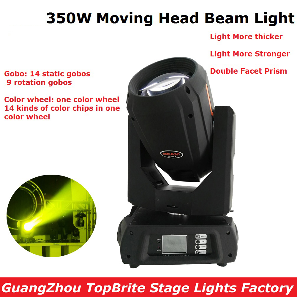 2017 New Arrival 350W 17R Beam Moving Head Spot Light Stage Effect DJ DMX Disco Luces Discoteca Strobe Party Lights niugul dmx stage light mini 10w led spot moving head light led patterns lamp dj disco lighting 10w led gobo lights chandelier