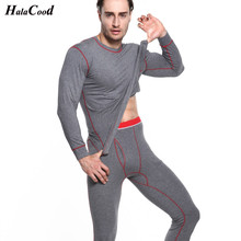 Hot Sell Cotton Thermal Underwear For Men Male Thermo Clothes Long John