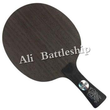 Wooden Ping Pong Table | Original DHS Hurricane King 655 Table Tennis Blade Racket Ping Pong Bat Paddle