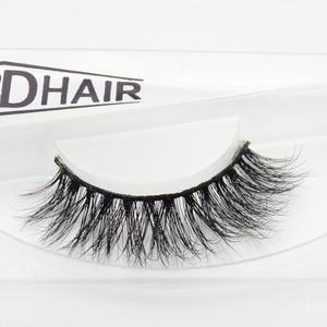 Visofree 3D Mink Eyelash Real