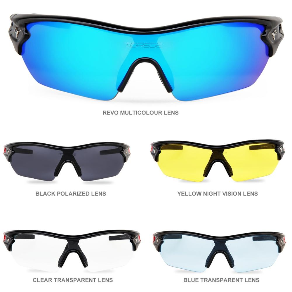 Polarized Sports Sunglasses for Men Women Cycling Running Driving Fishing  Golf Hiking Glasses Professional Athletes Eyewear-in Cycling Eyewear from  Sports ... 00a6db9ca8