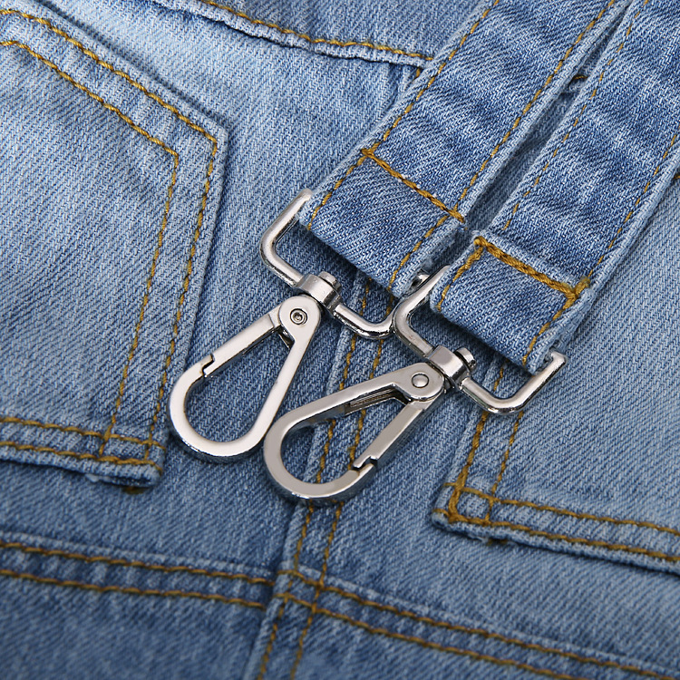Calça Jeans Moda Casual Denim Saco Das