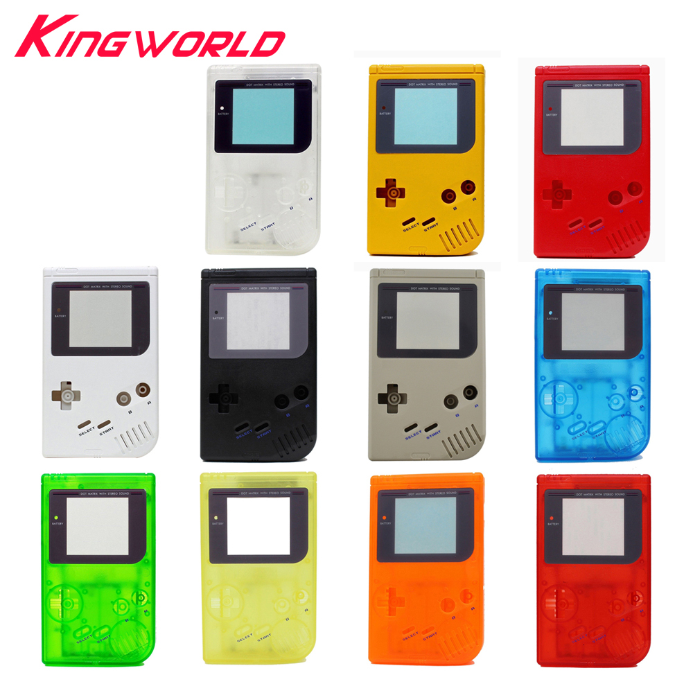 High quality <font><b>Case</b></font> Plastic game Shell Housing Cover for Gameboy <font><b>GB</b></font> image