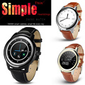 10PCS DM365 Smart Watch Simple Thin Heartstrings Bluetooth MTK2502 Round Smartwatch Sync Call for iPhone Samsung Phone VS DM360