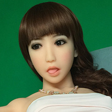 NEW #22  real looking sex dolls head for lifelike sex doll, real dolls head with oral sex, sex toy