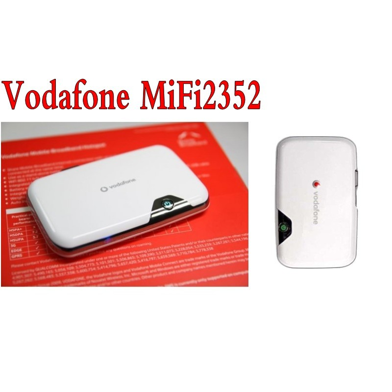 US $33 44 12% OFF|Vodafone MiFi 2352 hotspot-in Modem-Router Combos from  Computer & Office on Aliexpress com | Alibaba Group