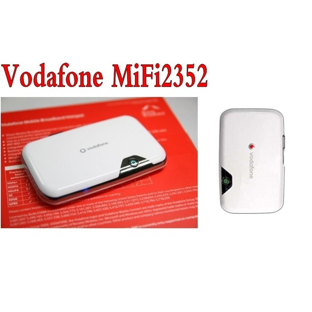 US $34 2 10% OFF|Vodafone MiFi 2352 hotspot-in Modem-Router Combos from  Computer & Office on Aliexpress com | Alibaba Group