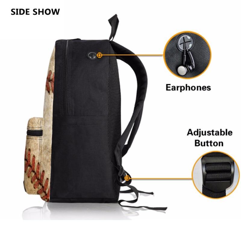 FORUDESIGNS Large Backpack Women Children Schoolbag Great Wave Pattern Back Pack 2018 Knapsack Backpack for School Teenager Girl