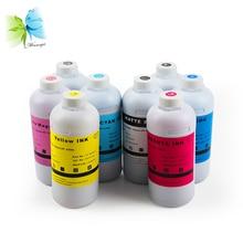 Winnerjet 8 colors x 500ml refill ink PFI-105 PFI 105 PFI105 pigment ink for Canon iPF6300S iPF 6300S printer цена в Москве и Питере