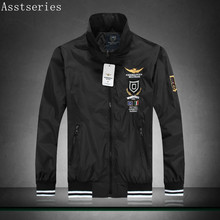 Asstseries Brand Man Jacket Sportswear College Mens Polos Jackets And Coats Men Windcheater Military Clothes Fashion Clothing