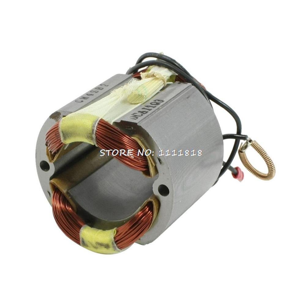 AC220V Marble Cutter Power Part 42.1mm Core Motor Stator for Hitachi CM4B2 цены