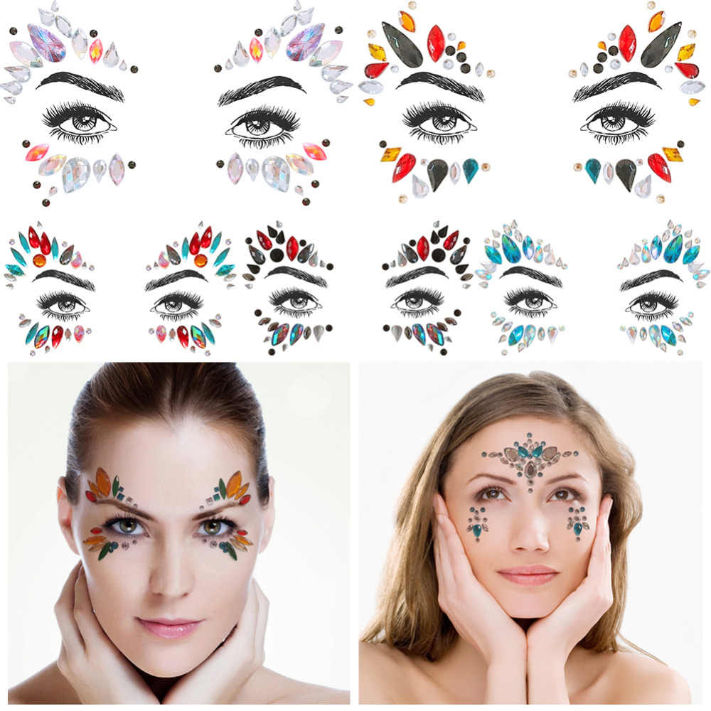 2ff5cee0a Detail Feedback Questions about 1pc Adhesive Temporary Tattoo ...