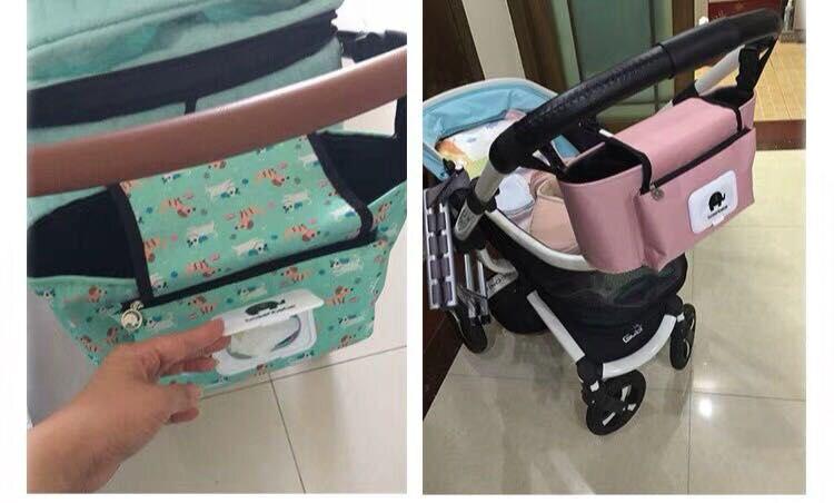 HTB198SjXET1gK0jSZFrq6ANCXXa9 Multifunctional Mummy Diaper Nappy Bag Baby Stroller Bag Travel Backpack Designer Nursing Bag for Baby Care