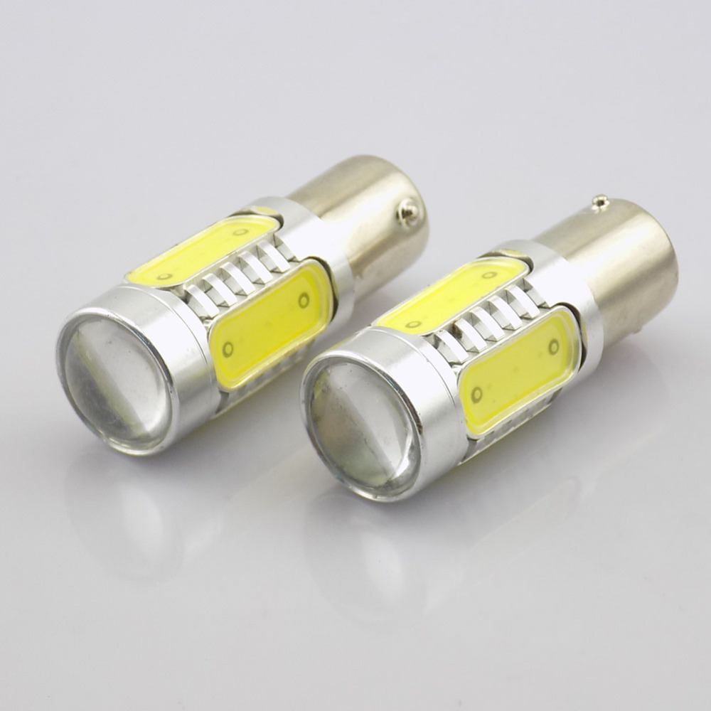QvvCev 2x Car LED Lights  SMD 1156 Ba15s S25 Car-styling Turn Signal Light LED Lamp Backup Reverse Bulbs Auto Wedge Marker Lamps
