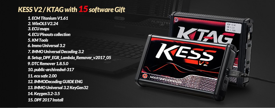 ᗖKess v2 master obd2 manager turning kit V2 47 2018 V5 017
