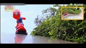 2018 Latest Spiderman Skateboard Mini RC Simulators Super hero Toys for Children Kid Gift Remote Control Skate Board Stunt