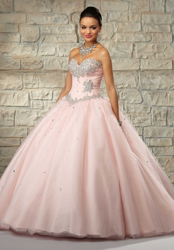 Aliexpress.com : Buy Ball Gown Sweetheart Beads Two Piece ...