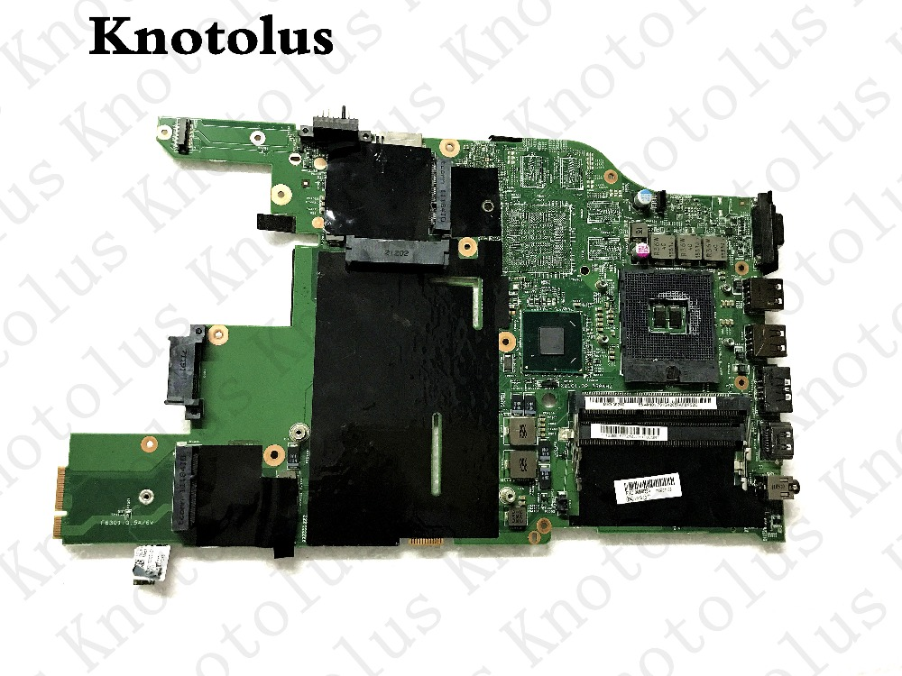 04w0398 motherboard for lenovo e520 laptop motherboard ddr3 Free Shipping 100 test ok in Laptop Docking Stations from Computer Office