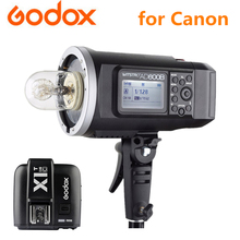 Godox AD600B 600Ws TTL HCC Outdoor Flash with 2.4G X System (Bowens Mount) + X1T-C Wireless Remote Trigger for Canon