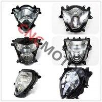 Headlight Assembly Headlamp For Suzuki GSX R GSXR600/750 GSXR1000 GSXR1300 Hayabusa K4 K5 K6 K7 Headlight