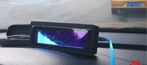 Image 2 - VFD FFT Music Spectrum Indicator vfd clock Display VU Meter Screen Audio signal AUX For car Amplifier  super LED oled