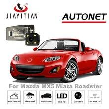 Jiayitian заднего вида Камера для Mazda MX5 MX-5 Miata родстер/CCD/Ночное видение/Обратный Камера/backup Камера номерной знак Камера