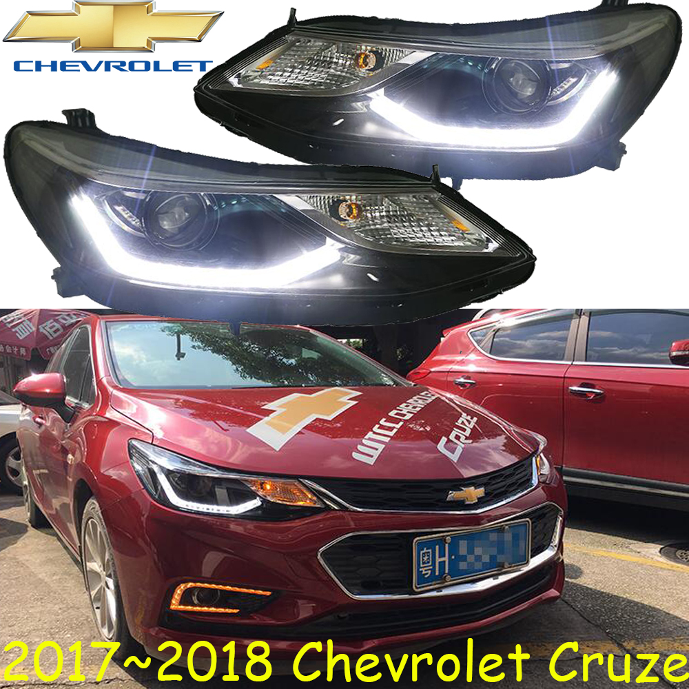 Cruz headlight,2017~20,18Free ship!cruz head light,Tiltmaster,venture,vectra,uplander,trax,traverse;Cruz fog light pyramex venture gear pagosa sw518t anti fog