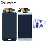 LCD Replacement Assembly For Samsung Galaxy E5 E500 E500H LCD Display Touch Screen Digitizer Assembly
