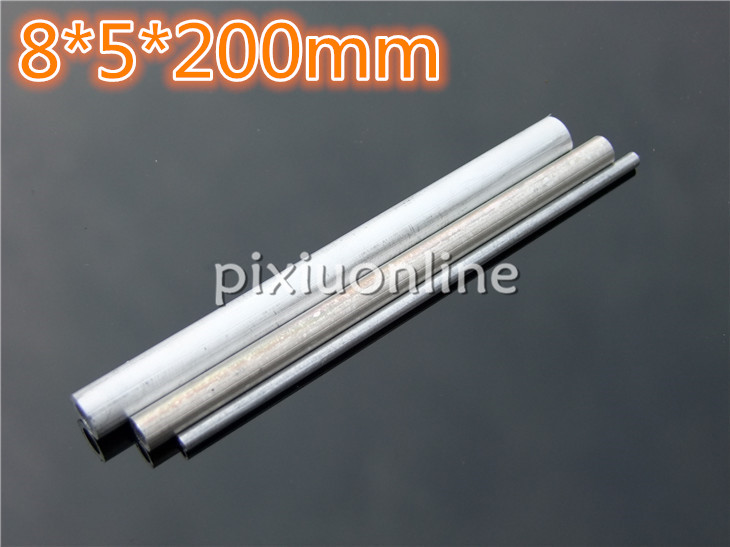 20cm/pack K794 Aluminum Pipe out Diameter 8mm Inner Diameter 5mm Hollow Circular Tube for DIY Model Making Free Shipping Russia 85pcs k841 85 plastic gears pack without repetition diy technology model making free shipping russia