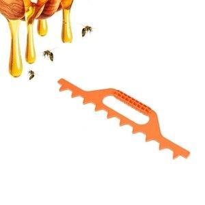 Image 3 - 9 Frame Bijenkorf Spacer Bee Hive Frame Afstand Tool Bijenteelt Apparatuur Plastic Bijenteelt Accessoires