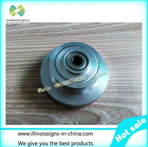 ФОТО Good quality! belt pulley tower pulley for infiniti printer