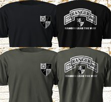 cheaper e9e63 40273 New 75th Ranger Regiment Army Rangers US Army Military Special Force S-4XL  2019 Fashion Solid Color Men T Shirt Sleeveless Tees