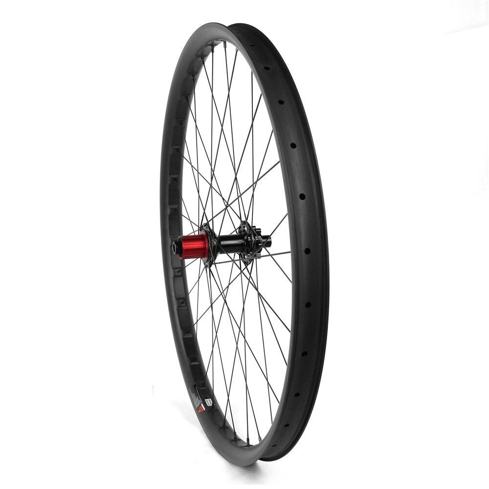 29er Plus Eyelet MTB Carbon Boost Mountain Light Bicycle Wheels Boost-Eyelet-742S mountain bike wheels light bicycle roda mtb 29 carbon rear wheels