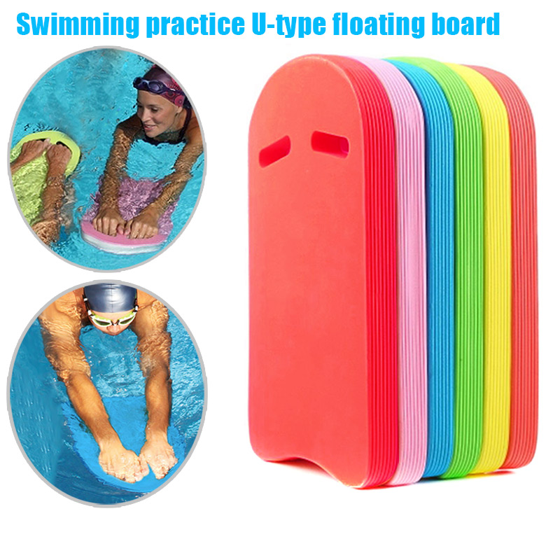 New Arrivals Men Women Kids Swimming Pool Float Learning Training Aids Kickboard Plate Surf Water Safe Tool Air Mattresses