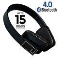 Sobre fone de Ouvido Super Bass HD Limpar Fones de Ouvido Bluetooth Estéreo Sem Fio fone de ouvido bluetooth com microfone para iphone 6 s plus 6 samsung xiaomi