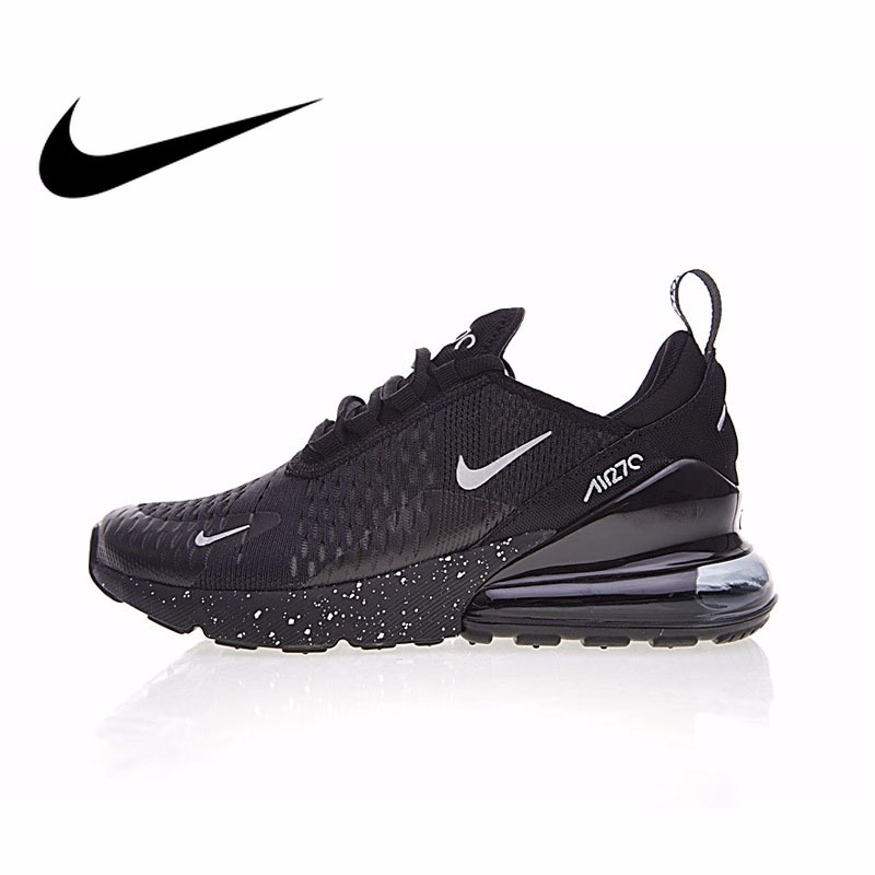 watch da6c5 479cb Original Authentic Nike Air Max 270 Men s Running Shoes Sports Outdoor  Sneakers Breathable Comfortable Light Running