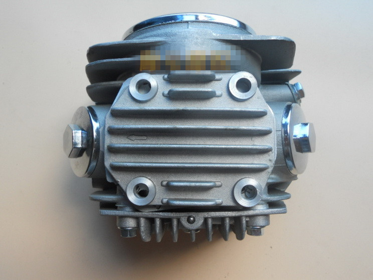 STARPAD For Zongshen motorcycle parts for Horizontal Horizontal 125 125 cylinder head cylinder head assembly