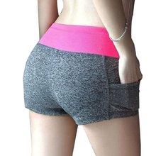 Summer Women Fashion Shorts Female Casual Printed Cool Ladies Short fitness Shorts