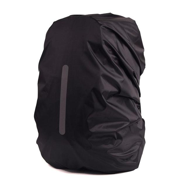 AiiaBestProducts 25-55L Outdoor Climbing Hiking Backpack Rain Cover 2