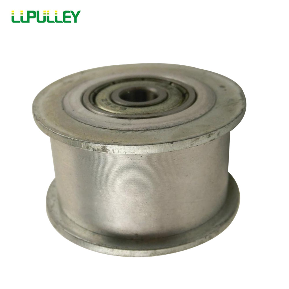 LUPULLEY Idler Pulley 5M Type 20T Bore 5 6 7 8 10 12 15mm Width 16