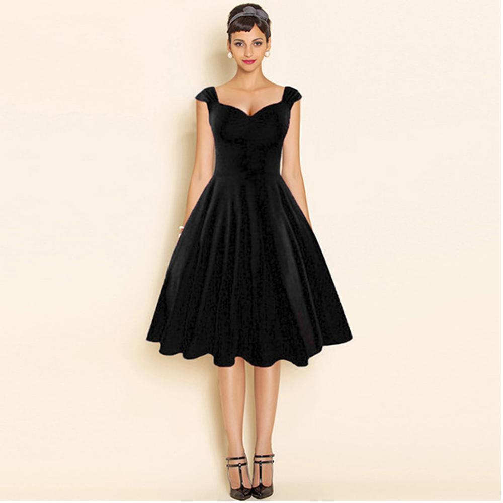Online Get Cheap 60s Little Black Dress -Aliexpress.com | Alibaba ...