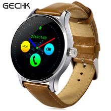 2016 NEW K88H Original Smart Watch Track Wristwatch Bluetooth Smartwatch Heart Rate Monitor Pedometer Dialing For Android IOS