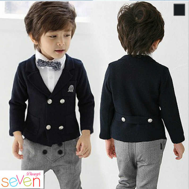 1eb50923613d Detail Feedback Questions about 2015 Autumn Suit for Children Boys ...