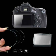 Screen Protector Tempered Glass Camera LCD Guard Cover Film For Sony A6500 New w180 w190 camera lcd shows screen new