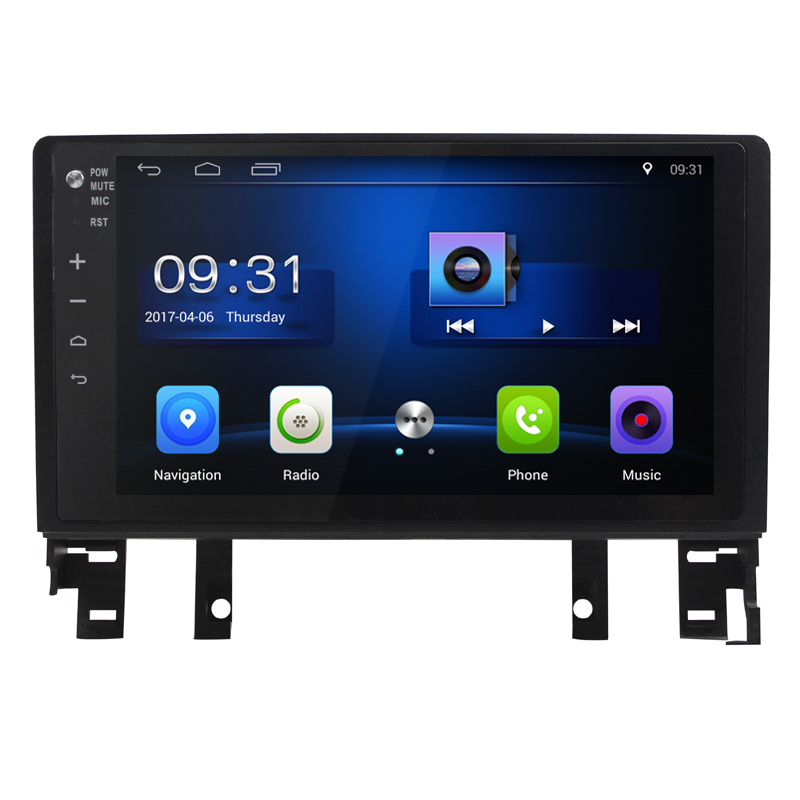 Android8.1 Car DVD Player GPS Navigation system for Mazda 6 2003 2004 2005 2006 2007 2008 Multimedia Sat navi stereo video audio