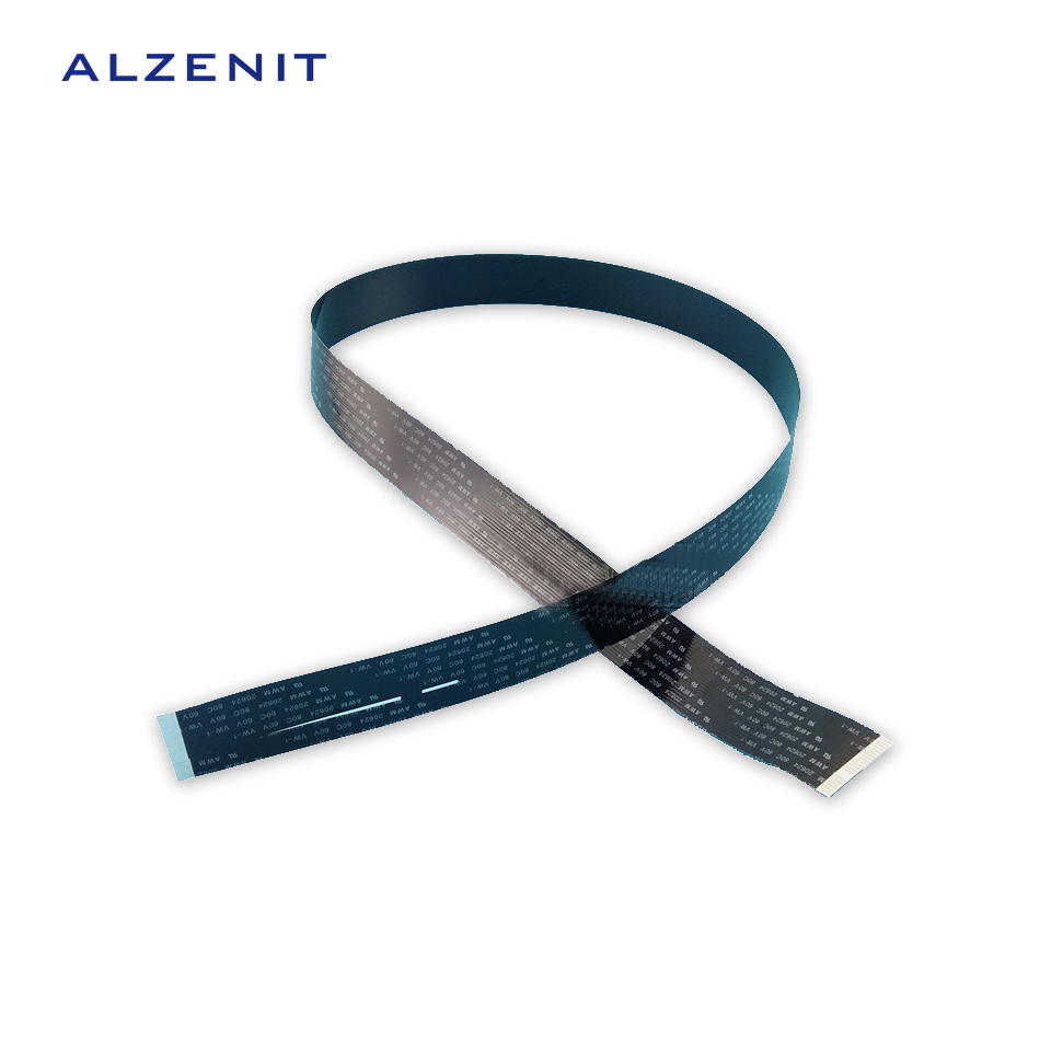 5Pcs Scan Line GZLSPART For <font><b>HP</b></font> 1005 1120 M1005 <font><b>M1120</b></font> <font><b>Scanner</b></font> Cable Printer Parts 100% Guarantee On Sale image