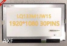 13.3 «IPS тонкий ЖК-дисплей Экран NV133FHM-N52 LTN133HL09 LQ133M1JW15 LP133WF4 SPB1 1920×1080 30pin матовая LP133WF4-SPB1