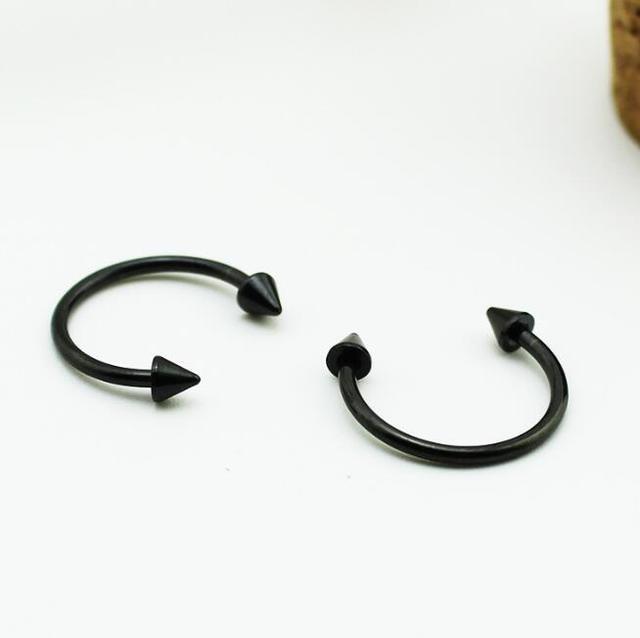 BTS V Style Horn Earring