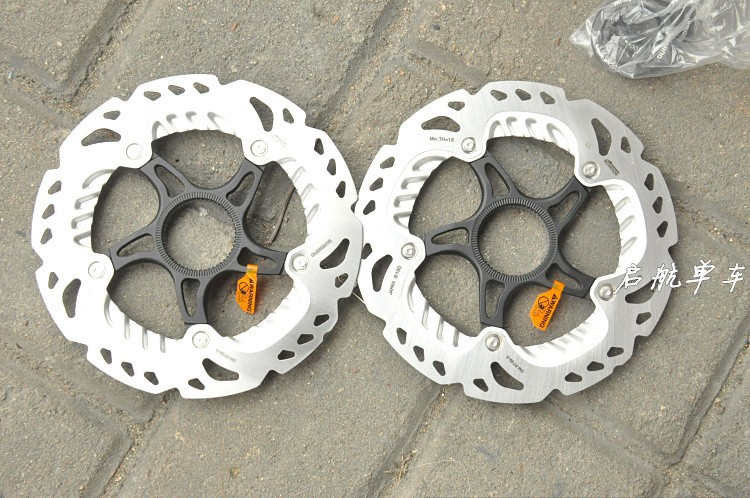Shimano sm-rt54 s Disque De Frein 160 mm center lock